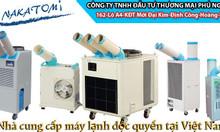 Máy lạnh di động công nghiệp tại Bắc Giang