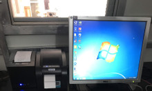 Trọn bộ máy tính tiền cho quán trà chanh giá rẻ tại Lạng Sơn