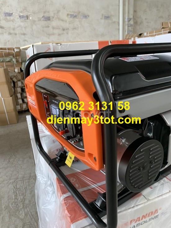 Máy phát điện chạy xăng 3kw Huspanda H3600 cho gia đình,văn phòng