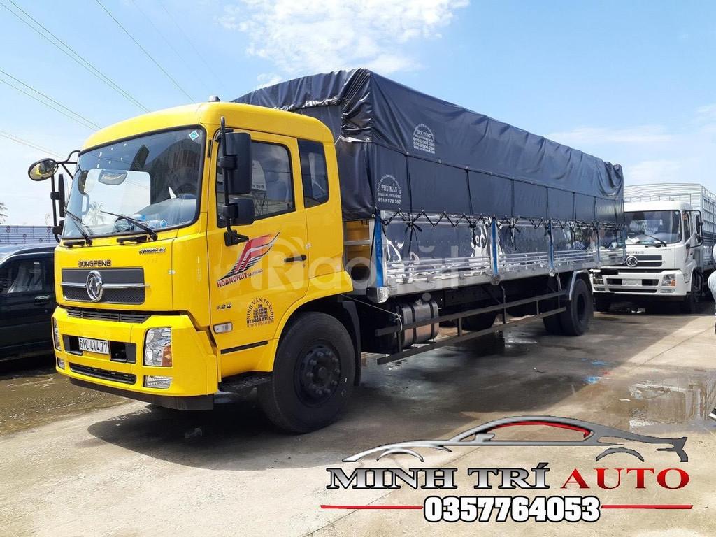 Xe tải Dongfeng Hoàng Huy b180, hỗ trợ vay ngân hàng tối đa 90%