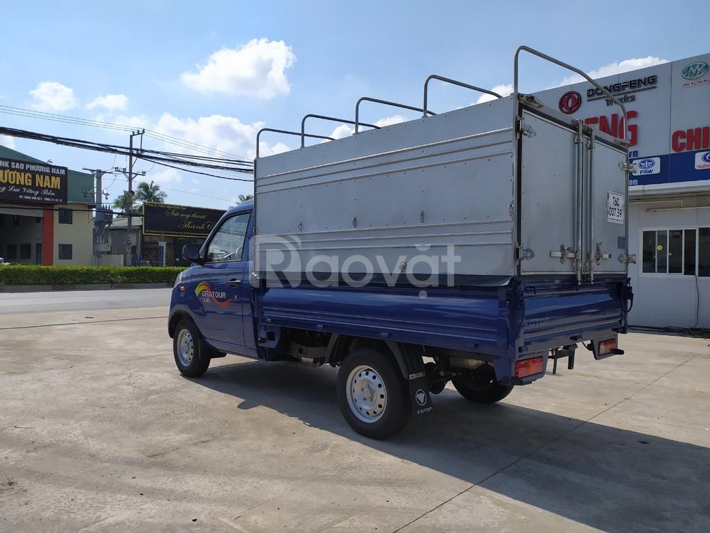 Xe tải foton 850kg + giá xe tải dưới 1 tấn