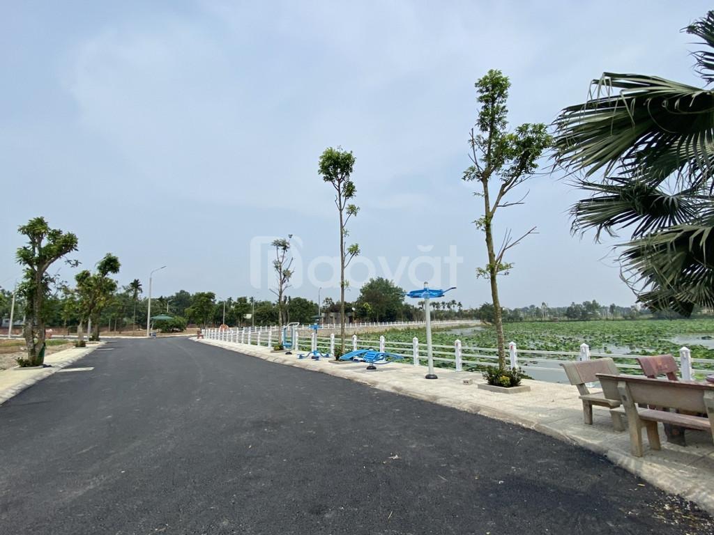 Khu đất nền ngay trung tâm Hòa Lạc, sinh lời cao