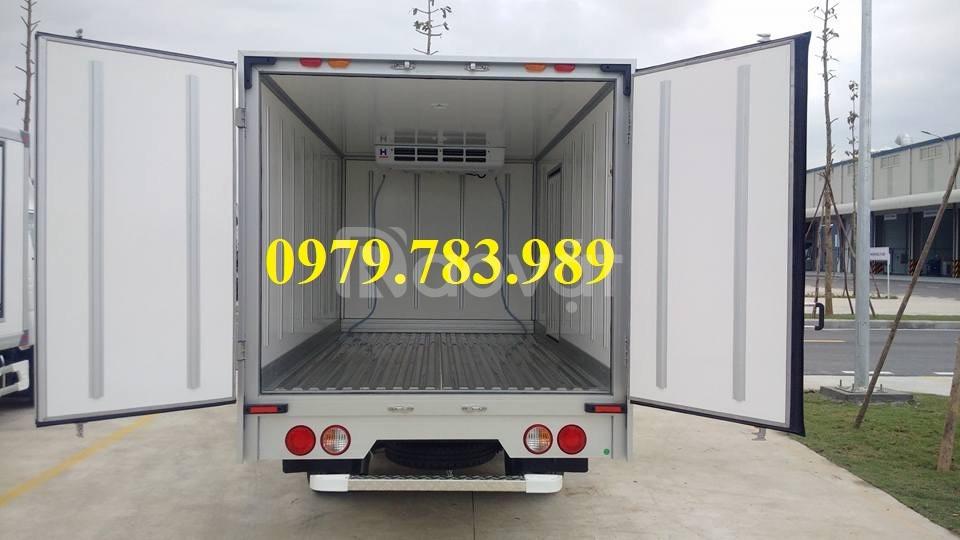 Xe đông lạnh KIA K250, tải trọng 1990kg