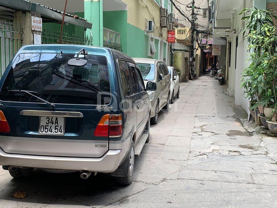 Bán nhà Đội Cấn Trung tâm Ba Đình Nhà cách đường ô tô 10m giá 2.55 tỷ
