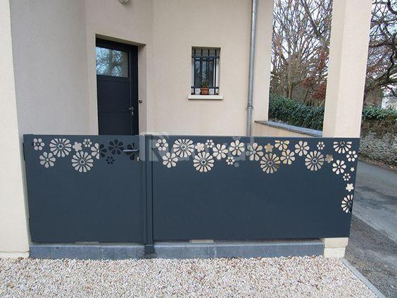 Cửa, cổng biệt thự cắt CNC nghệ thuật, sang trọng, sơn bền màu 2020 (ảnh 5)