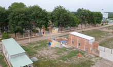 Lô đất 5*36m sổ hồng riêng, xây dựng tự do