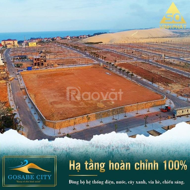 Tâm điểm Quảng Bình, dự án Gosabe