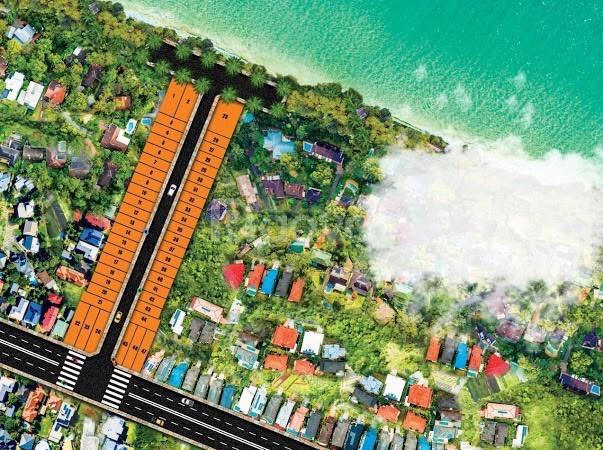 Bán đất nền sổ đỏ View Đầm Thủy Triều - Cam Lâm gần sân bay Quốc Tế