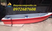 Thuyền nhựa composite câu cá, du lịch, tuần tra cho 2-4 người giá tốt