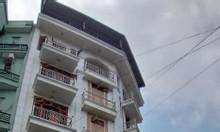Bán nhà Hoàng Quốc Việt 7 tầng, lô góc, 2 vỉa hè, 30m ra phố 9 tỷ