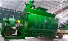 Máy sản xuất phân bón SHB từ chất thải chuồng trại chăn nuôi