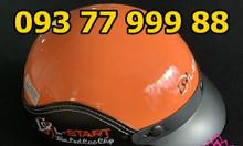 Xưởng sản xuất nón bảo hiểm, mũ bảo hiểm giá rẻ vv4