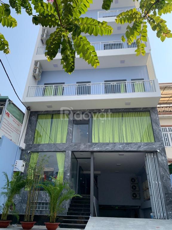 Cho thuê căn hộ mini mới xây, giá tốt đường 43, p.Tân Quy, Q.7