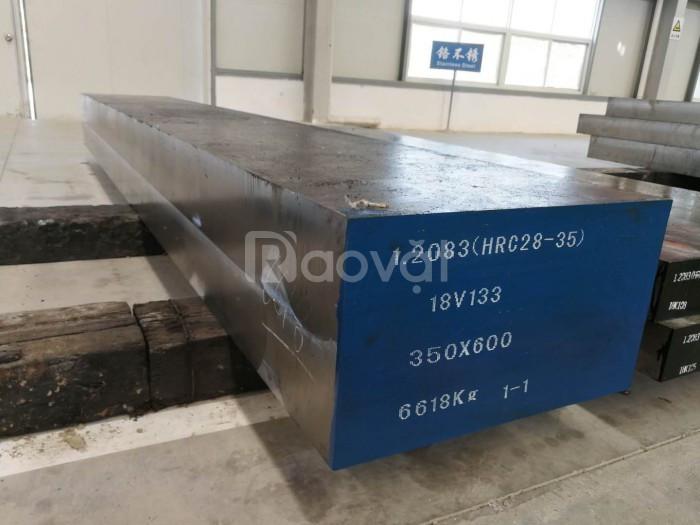 Báo giá trục inox 304, SUS304 hàng rèn chất lượng cao