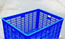 Sóng nhựa hở 26 bánh xe | rổ nhựa loại lớn