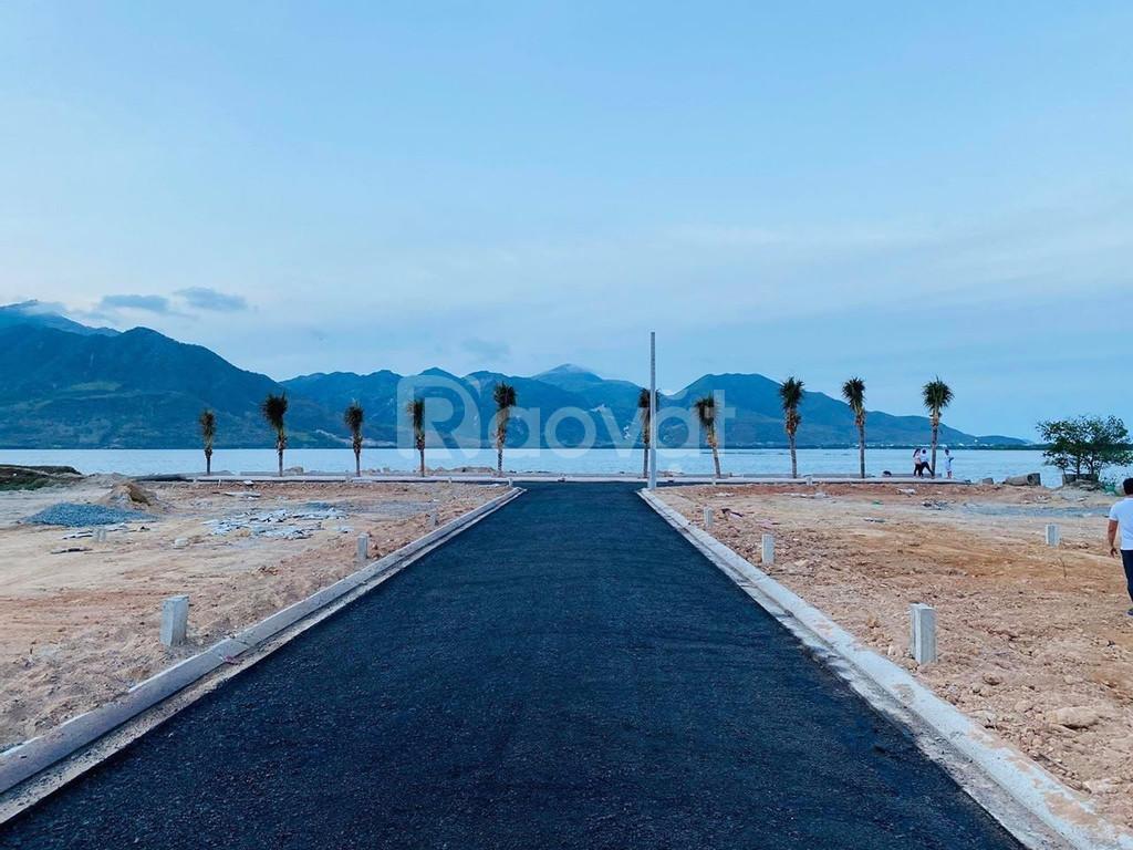 Bán lô đất view đầm Thủy Triều Cam Lâm, Cam Ranh chỉ 789 Triệu