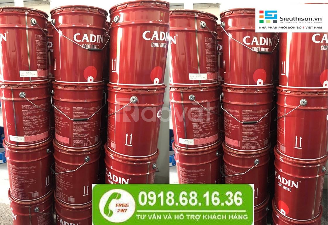 Cần mua sơn chống rỉ sắt thép màu đỏ tại Hà Nội