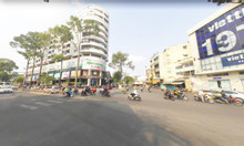 Building góc 3 mặt tiền Trần Phú, Nguyễn Tri Phương và Nguyễn Trãi