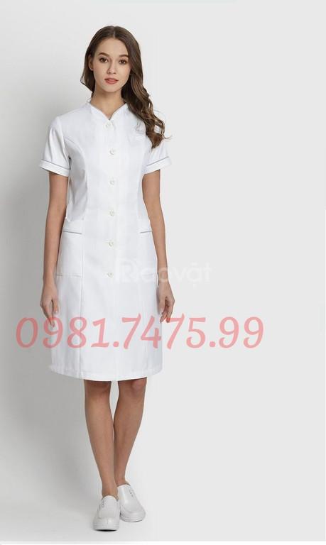 Nhận may đồng phục y tá thời trang, chuyên nghiệp, uy tín