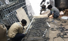 Tuyển thợ cơ khí chuyên lắp đặt