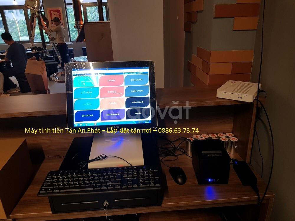 Chuyên máy tính tiền cho nhà hàng Quảng Ninh