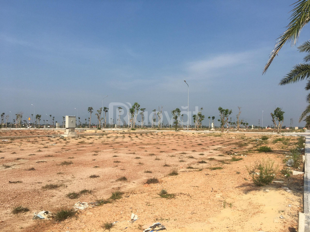 Mở bán 80 lô đất biển Nhân Trạch – Quảng Bình