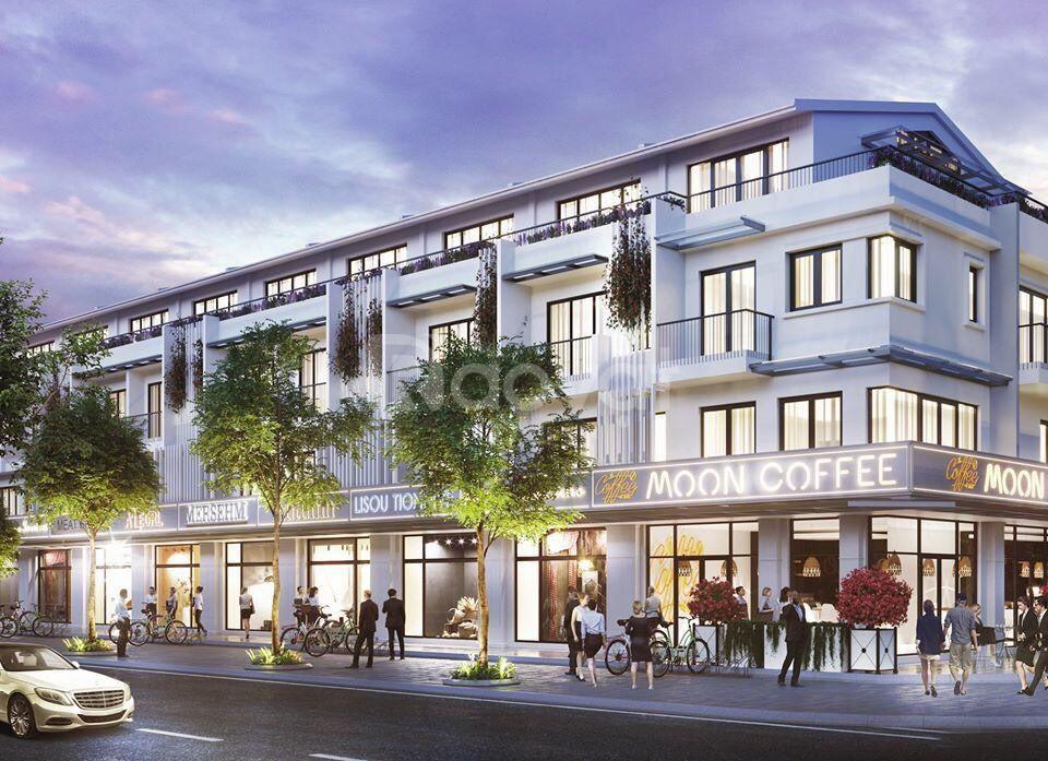 Nhà phố thương mại Vạn Xuân Compound chỉ từ 200tr