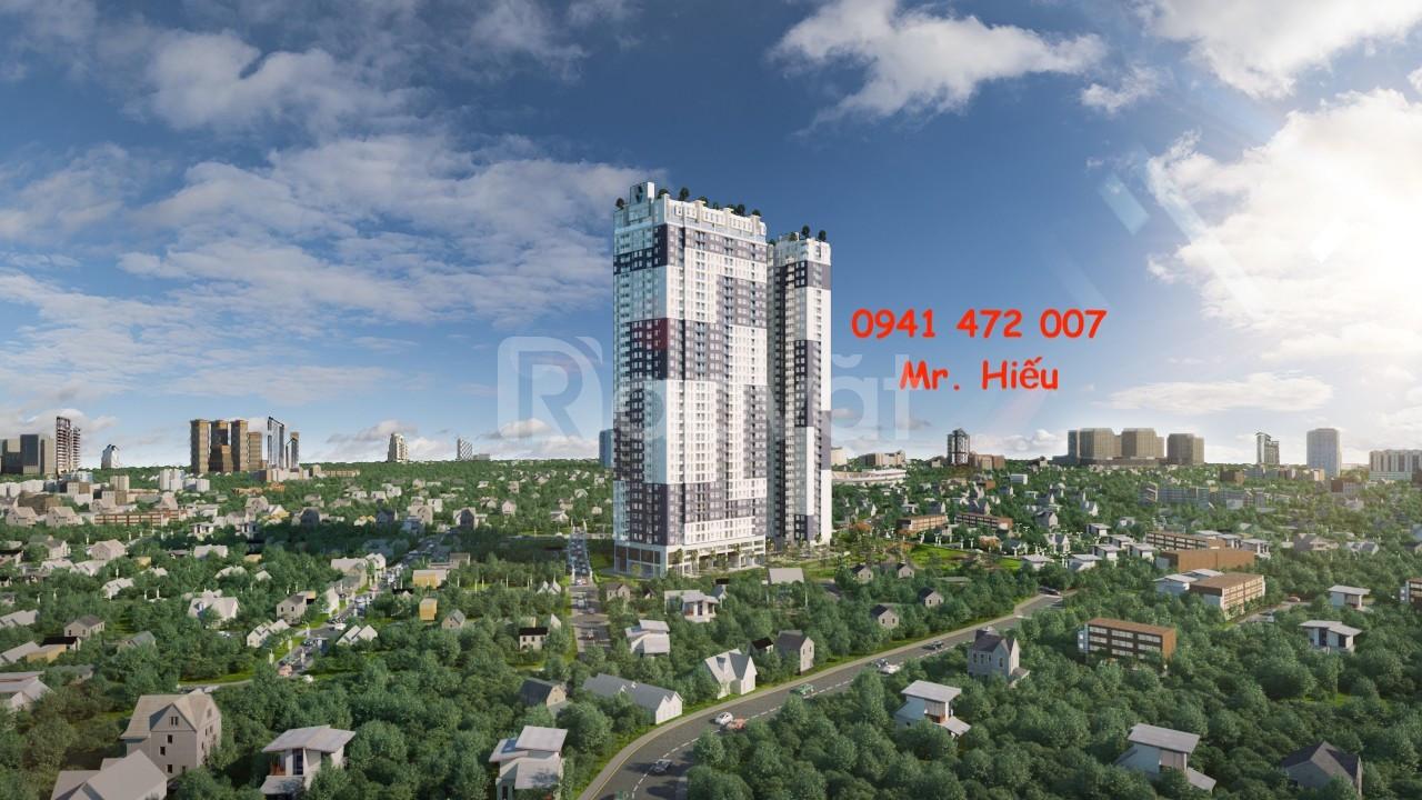 Bán nhanh căn hộ tầng 20 dự án ngay TT Chánh Nghĩa