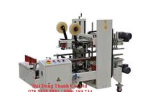 Máy dán băng keo góc thùng carton tự động WP-5050AC