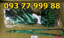 Xưởng sản xuất dây đeo thẻ, dây đeo thẻ nhân viên giá rẻ vv4
