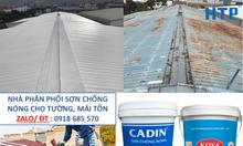 Cửa hàng sơn chống nóng cho tường, giảm nhiệt độ