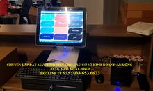 Lắp máy tính tiền cho quán ăn BBQ, lẩu, nướng tại Hà Tĩnh