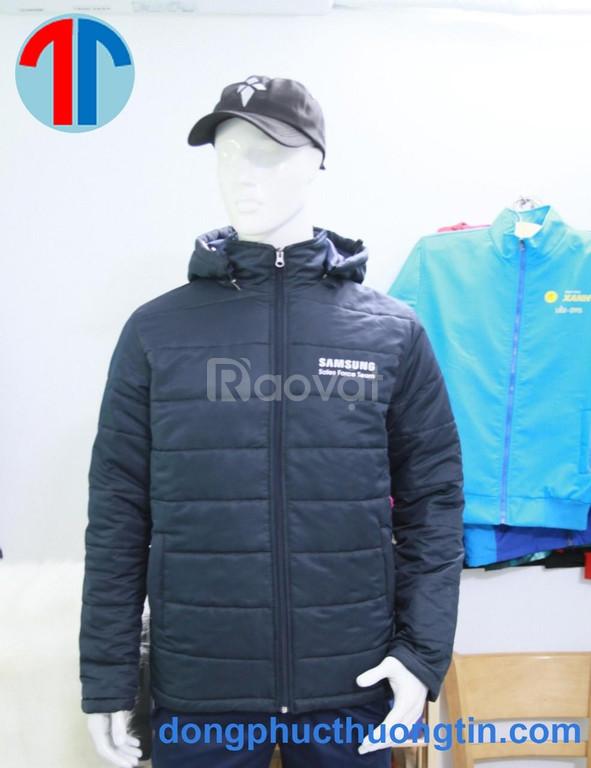Thượng tín - xưởng may áo khoác đồng phục giá rẻ trên toàn quốc