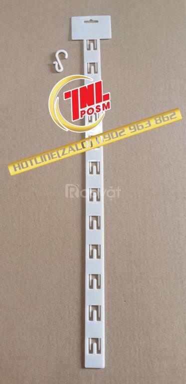 Dây treo hanger, dây nhựa quảng cáo, dây treo sản phẩm