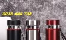 Bình giữ nhiệt in logo giá rẻ,thủy tinh in logo giá rẻ tại Quảng Nam