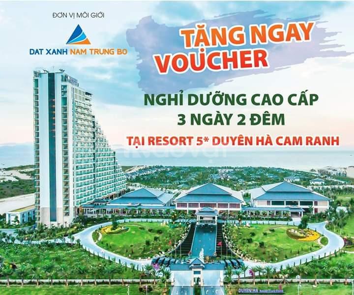 Đất nền sổ đỏ trung tâm Cam Ranh, Ba Nhất KDC Đinh Tiên Hoàng