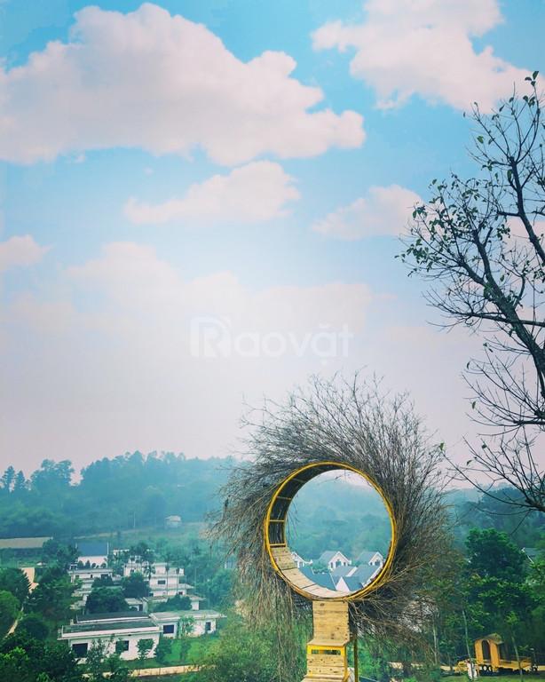 Biệt thự view hồ Yên Bài, Ba Vì