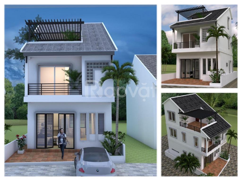 Báo giá xây dựng nhà trọn gói, xây dựng phần thô công trình, XDKiến An