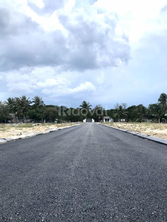 Bán lô đất trực diện mặt đầm thủy triều Bãi Dài Cam Lâm, full thổ cư
