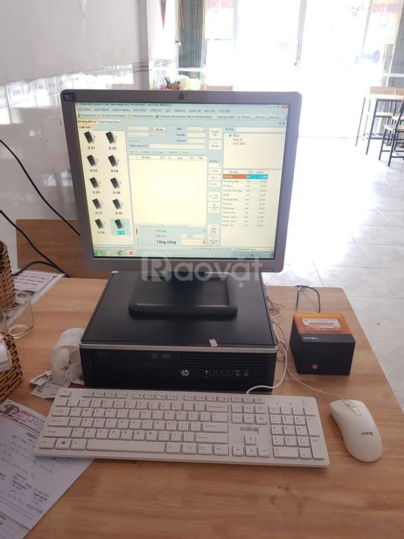 Chuyên bán máy tính tiền giá rẻ tại Bình Thuận- Ninh Thuận
