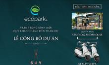 Lễ ra mắt tòa tháp đôi đẳng cấp nhất Ecopark