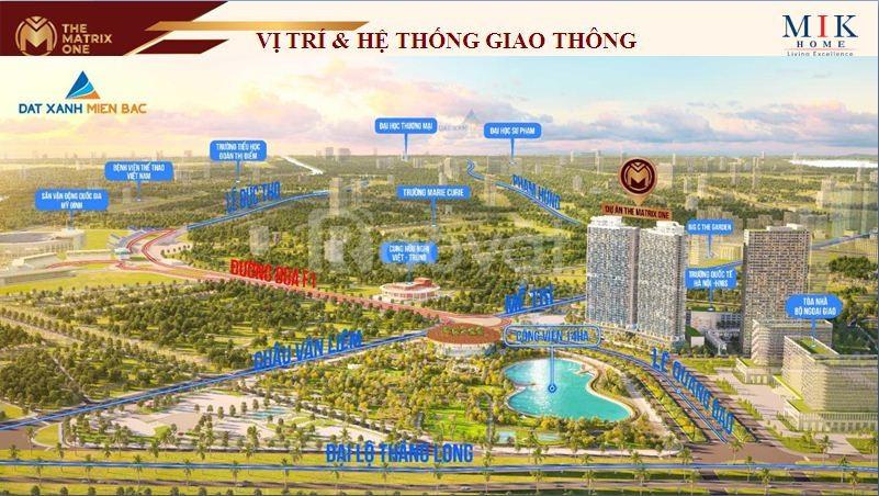 Bán CH Dualkey 112m, view công viên 14ha, Ngã tư Lê Quang Đạo Mễ Trì