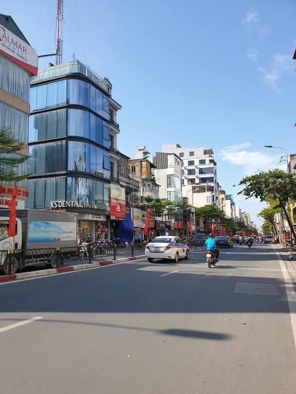 Bán đất mặt phố Tây Sơn lô góc 1 mặt phố 1 mặt ngõ, DT 22/30m2, 4.8 tỷ