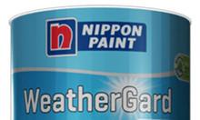 Cửa hàng Sơn ngoại thất Nippon Weathergard bóng