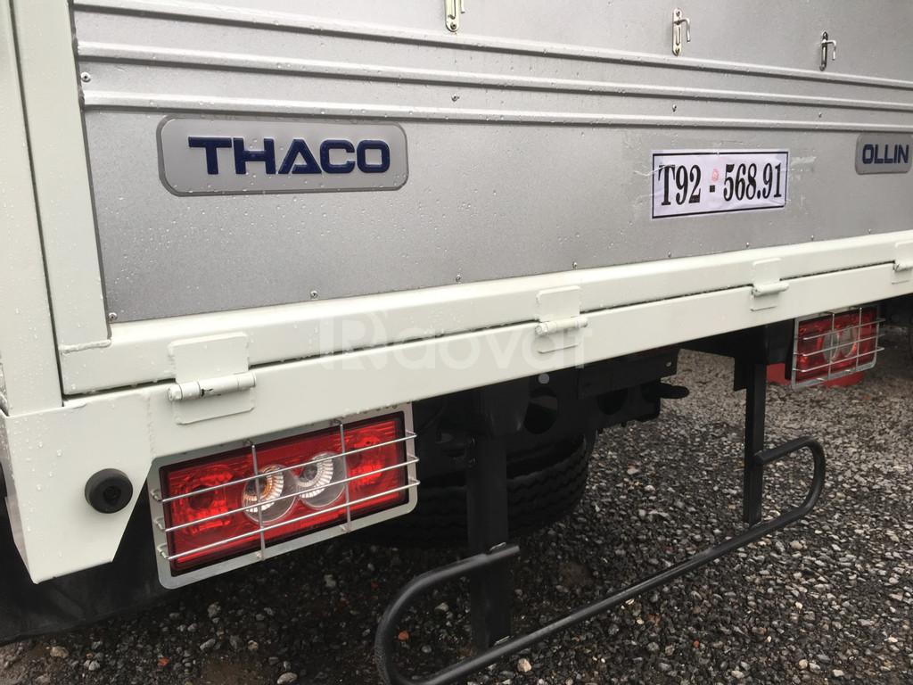 Thaco ollin 500.e4 xe tải trung 5 tấn tại Hải Dương