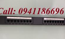 Thanh đấu nối Patch panel 16 port Cat6 COMMSCOPE PN:1375014-6