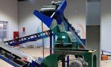Máy nghiền rác thải hữu cơ - Xử lý chất thải nông nghiệp