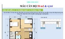 Bán căn hộ FirstHome Thạnh Lộc Q.12, 2pn, 2wc, 50m2, căn góc 2 view