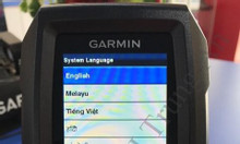 Máy dò cá trên tàu Garmin FF 250 Gps