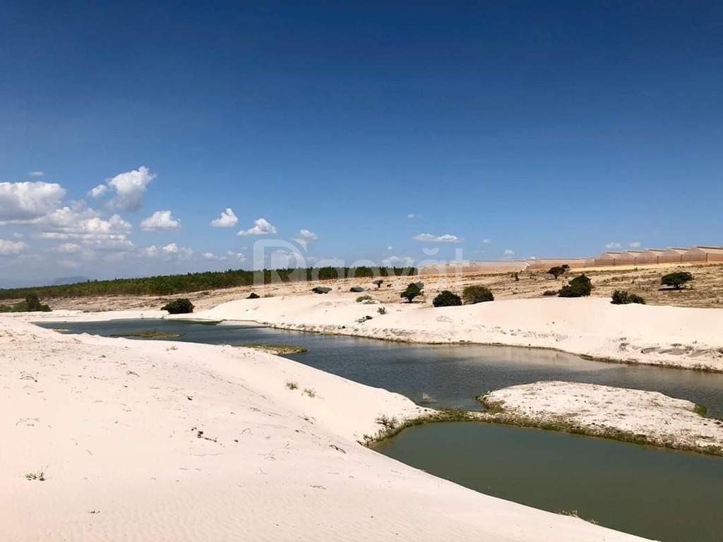 Đất gần biển Phan Rí giá rẻ có sổ